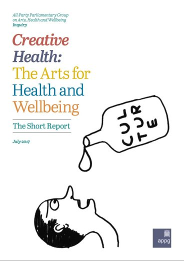 Creative Health short report
